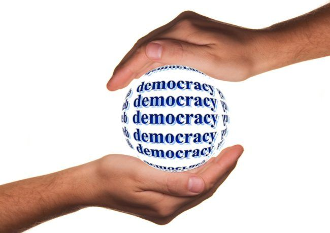 Democracy without politics: why democracy can seriously harm democracy