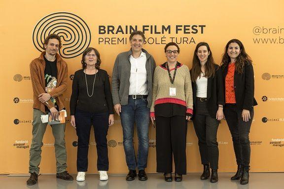 Brain Film Fest 2019. Cristina Astier